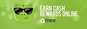 Get cash rewards when searching online and answering surveys with @qmee